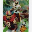 1996 Collector's Edge Advantage Video #V9 Michael Westbrook - Washington Redskins /2000