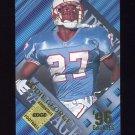 1996 Collector's Edge Advantage Football #003 Eddie George RC - Houston Oilers