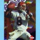 1996 Collector's Edge Ripped #R1 Jeff Blake - Cincinnati Bengals