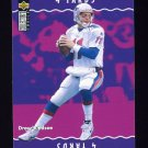 1996 Collector's Choice Update You Make The Play #Y20 Drew Bledsoe - New England Patriots