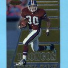 1996 Bowman's Best Football #129 Terrell Davis - Denver Broncos