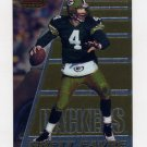 1996 Bowman's Best Football #070 Brett Favre - Green Bay Packers