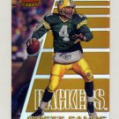 1996 Bowman's Best Refractors #070 Brett Favre - Green Bay Packers