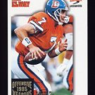 1995 Summit Football #190 John Elway - Denver Broncos