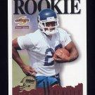 1995 Summit Football #151 Tyrone Wheatley RC - New York Giants