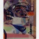 1995 Sportflix Football #043 Cris Carter - Minnesota Vikings