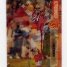 1995 Sportflix Football #025 Deion Sanders - San Francisco 49ers