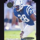 1995 SP Championship Die Cuts #121 Marshall Faulk - Indianapolis Colts