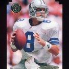 1995 SP Championship Die Cuts #088 Troy Aikman - Dallas Cowboys