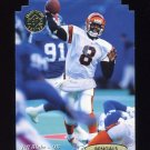 1995 SP Championship Die Cuts #078 Jeff Blake RC - Cincinnati Bengals