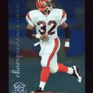 1995 SP Championship Football #011 Ki-Jana Carter RC - Cincinnati Bengals