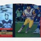 1995 SP Holoviews Die Cuts #24 Jerome Bettis - St. Louis Rams