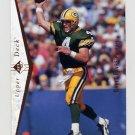 1995 SP Football #056 Brett Favre - Green Bay Packers