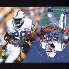 1995 Pro Line Pogs #C13 Quentin Coryatt / Marshall Faulk - Indianapolis Colts