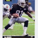 1995 Pro Line Football #133 Tim Brown - Oakland Raiders