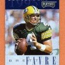 1995 Playoff Contenders Football #004 Brett Favre - Green Bay Packers
