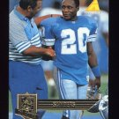 1995 Pinnacle Club Collection Football #212 Barry Sanders - Detroit Lions