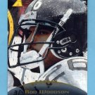 1995 Pinnacle Trophy Collection #078 Rod Woodson - Pittsburgh Steelers