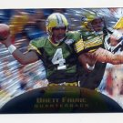 1995 Pinnacle Trophy Collection #026 Brett Favre - Green Bay Packers
