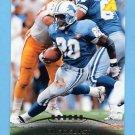 1995 Pinnacle Football #249 Barry Sanders - Detroit Lions