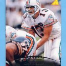 1995 Pinnacle Football #244 Dan Marino - Miami Dolphins