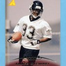 1995 Pinnacle Football #234 James O. Stewart RC - Jacksonville Jaguars