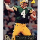 1995 Pinnacle Football #199 Brett Favre - Green Bay Packers