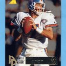 1995 Pinnacle Football #198 John Elway - Denver Broncos