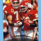 1995 Pinnacle Football #133 Marcus Allen - Kansas City Chiefs