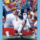 1995 Pinnacle Football #042 Jim Kelly - Buffalo Bills
