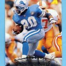 1995 Pinnacle Football #039 Barry Sanders - Detroit Lions