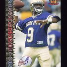 1995 Pacific Football #449 Steve McNair RC - Houston Oilers