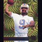 1995 Metal Gold Blasters #11 Steve McNair RC - Houston Oilers