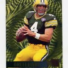 1995 Metal Gold Blasters #06 Brett Favre - Green Bay Packers