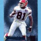 1995 Metal Silver Flashers #25 Terance Mathis - Atlanta Falcons