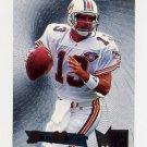 1995 Metal Silver Flashers #24 Dan Marino - Miami Dolphins