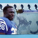 1995 Metal Platinum Portraits #03 Marshall Faulk - Indianapolis Colts