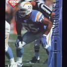1995 Excalibur Football #063 Junior Seau - San Diego Chargers