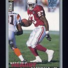 1995 Collector's Choice Player's Club #317 Garrison Hearst - Arizona Cardinals
