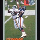1995 Collector's Choice Player's Club #099 Curtis Conway - Chicago Bears