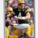 1995 Collector's Choice Player's Club #073 Brett Favre - Green Bay Packers