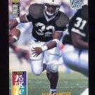 1995 Collector's Choice Player's Club #001 Ki-Jana Carter RC - Cincinnati Bengals