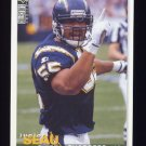 1995 Collector's Choice Football #287 Junior Seau - San Diego Chargers