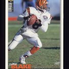 1995 Collector's Choice Football #224 Jeff Blake RC - Cincinnati Bengals