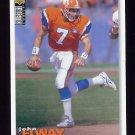 1995 Collector's Choice Football #088 John Elway - Denver Broncos