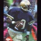 1995 Collector's Edge Rookies #06 Steve McNair - Houston Oilers
