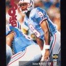 1995 Collector's Choice Update Football #U20 Steve McNair - Houston Oilers
