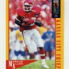 1995 Classic NFL Experience Football #044 Marcus Allen - Kansas City Chiefs