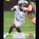 1995 Classic NFL Rookies Football #016 Hugh Douglas - New York Jets