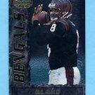 1995 Bowman's Best Football #V06 Jeff Blake RC - Cincinnati Bengals